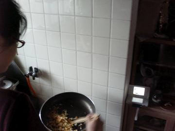 料理中 ¡A cocinar!